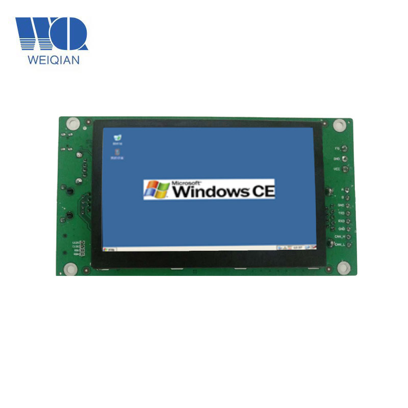 Industrial touchdown LCD modular panel PC industrial Integration